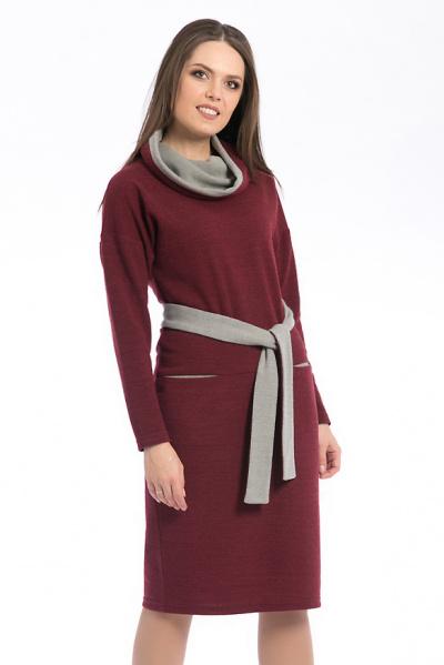 Уютное платье, П-492/2